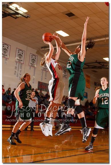 Action photos from the 2012 Christmas Basketball Tournament by Newport Photographer Jason Duchow
