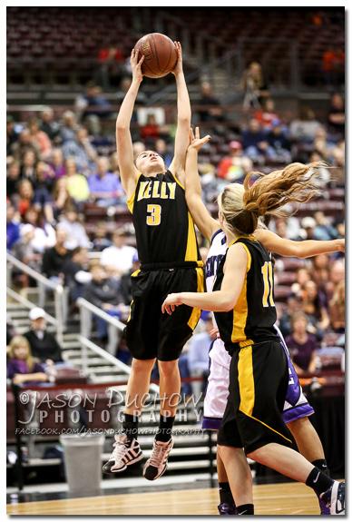 Bishop Kelly Basketball
