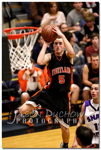 Fruitland vs. Snake River - 2013 Idaho State Basketball Tournament