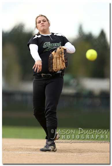Tigard High School Softball