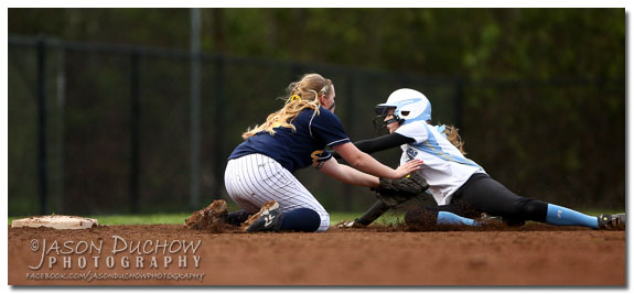 Canby vs Lakeridge softball