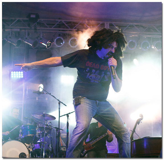 Counting Crows Adam Duritz