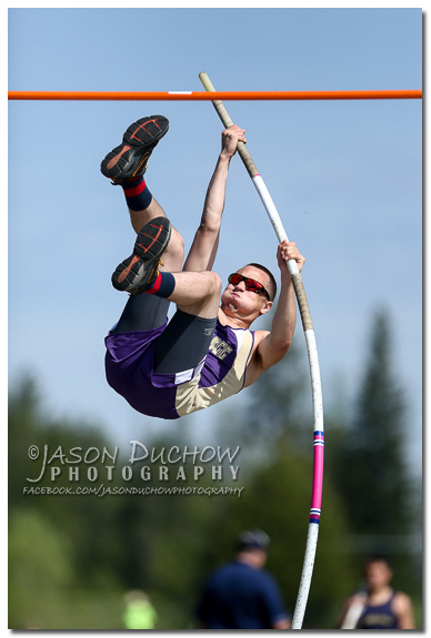 2013 IML Regional Track meet with Bonners Ferry, Timberlake, Kellogg and Priest River