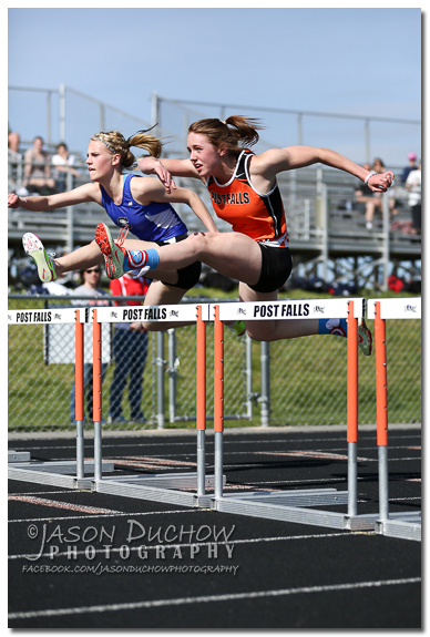 Meet of Champions at Post Falls High School (Track and Field)