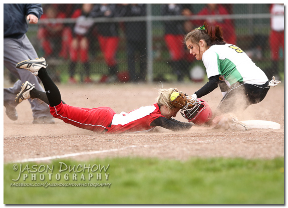 Lakeland vs. Sandpoint Softball