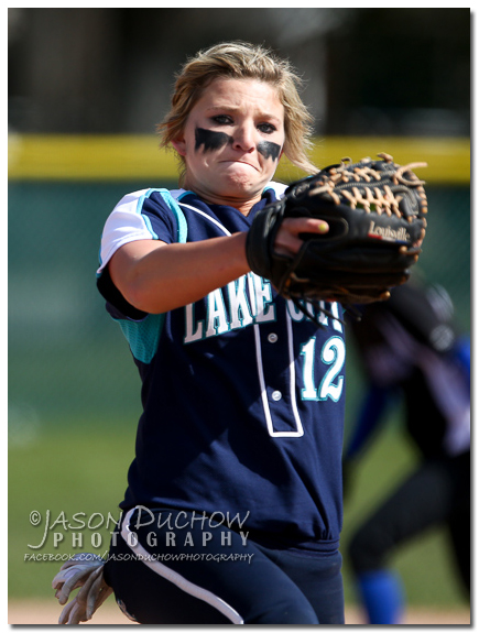Lake City Softball, Casey Stangle