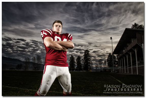 Sandpoint Senior Photo