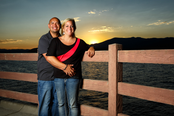 Nick & Laura Engagement - Coeur d'Alene Photographer 0006