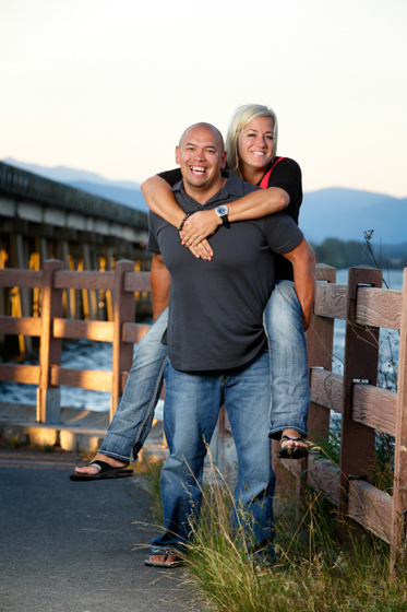 Nick & Laura Engagement - Coeur d'Alene Photographer 0010