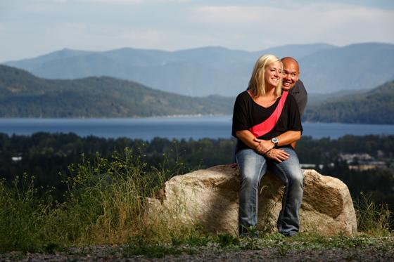 Nick & Laura Engagement - Coeur d'Alene Photographer 0015