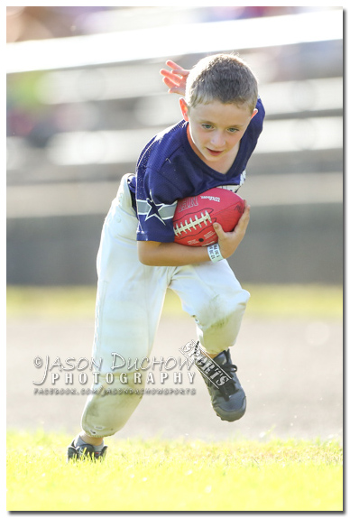 Football Jamboree between Sandpoint, Lakeland and Timberlake at Lakeland High School