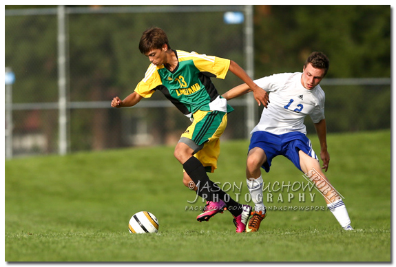 Lakeland and Coeur d'Alene soccer
