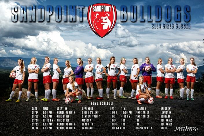 Composite Team Poster