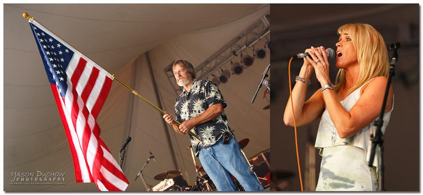 2014 Festival at Sandpoint National Anthem