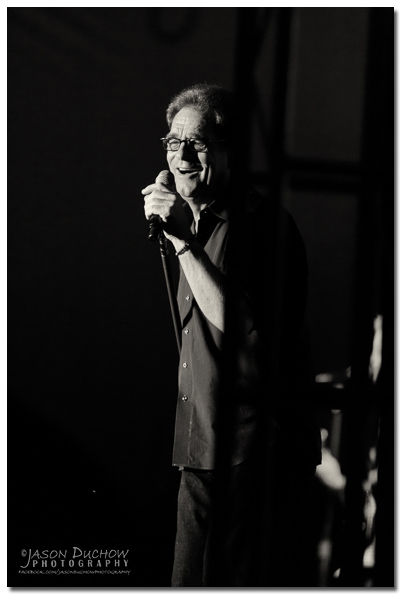 Huey Lewis and The News perform at the 2014 Festival at Sandpoint