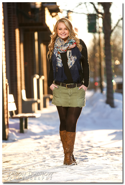 Alyson 2015 Senior Model Winter Shoot 010