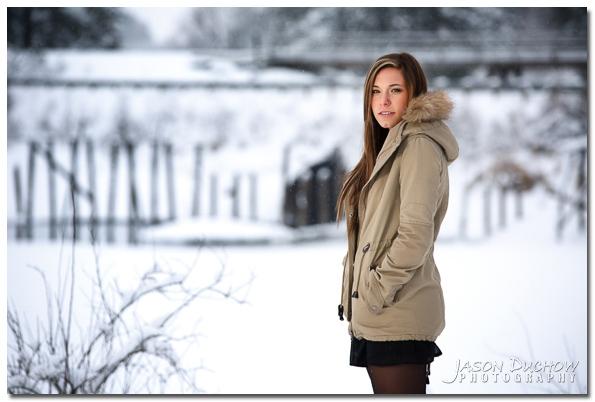 Corinne 2015 Senior Model 196