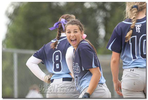 2015 Idaho State Softball, Twin Falls High School