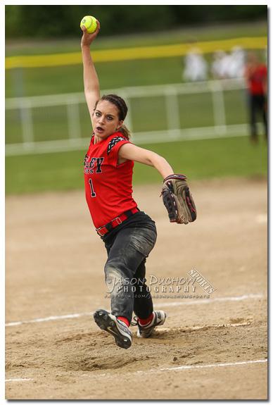 2015 Idaho State Softball, Shelly Pitcher