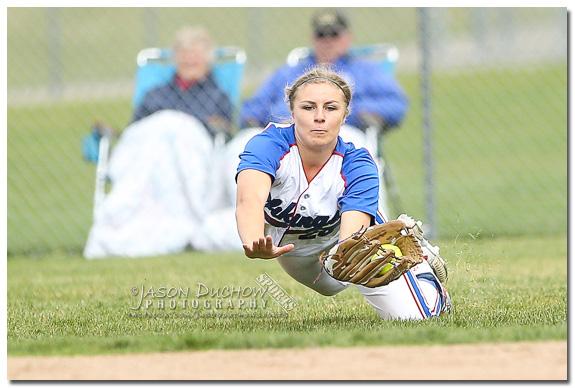 2015 Idaho State Softball, Coeur d'alene High School
