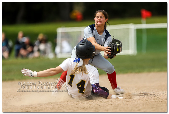 2015 Idaho State Softball, Bishop Kelly, Pocatello