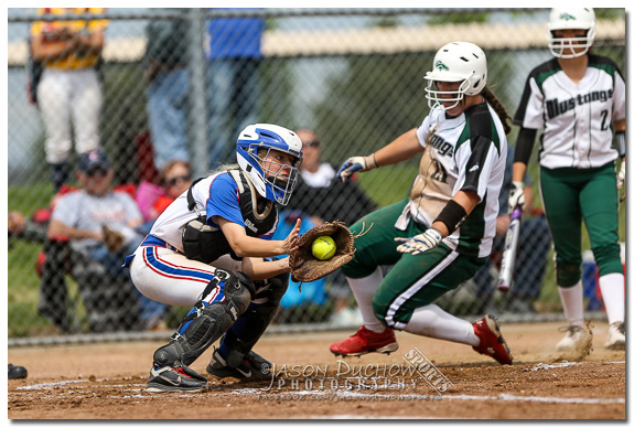 coeur d'alene and eagle softball