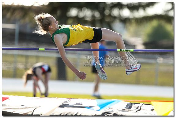 Lakeland High Jumper