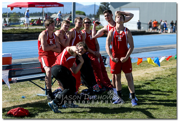 Sandpoint Track