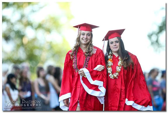 Sandpoint Graduation 2015-1