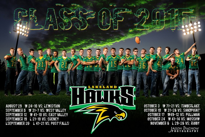 Composite Sports Poster
